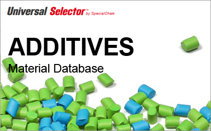 Polymer Additives Material Database