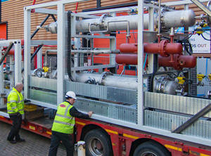 RECYCLING TECHNOLOGIES: UK company plans to ramp up