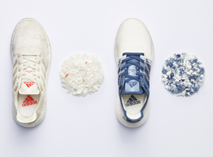 ADIDAS: Pledge to use 100% recycled