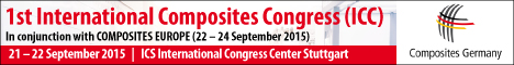1st International Composites Congress 2015